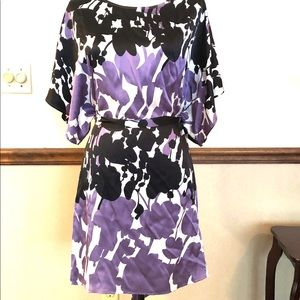 BCBGMaxazria 100%silk dress